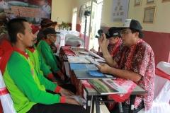 Penilaian Kelompok Tani Padi Berprestasi Tk. Prov. Jateng
