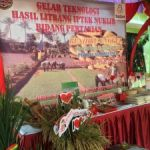 """BPP Gunungpati """"Action in The Exhibition of Innovation and Technology Results LITBANG IPTEK NUKLIR Agricultural Areas"""""""