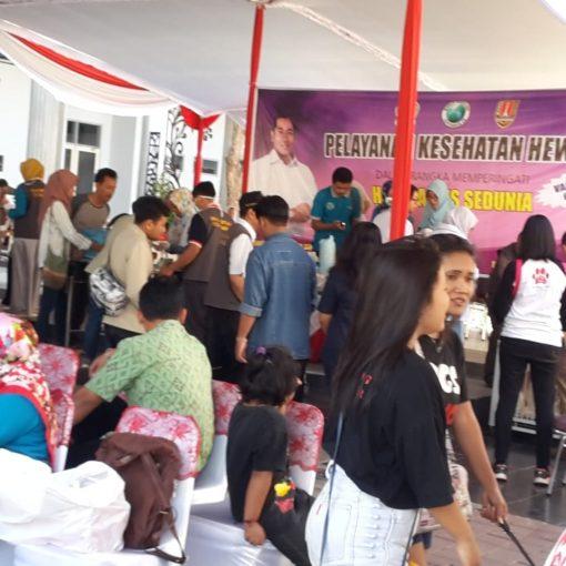 Peringati Hari Rabies Internasional, DISPERTAN sediakan Vaksinasi Hewan