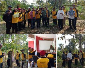 Bimbingan Teknis Budidaya Tanaman Untuk Petani Durian di Semarang