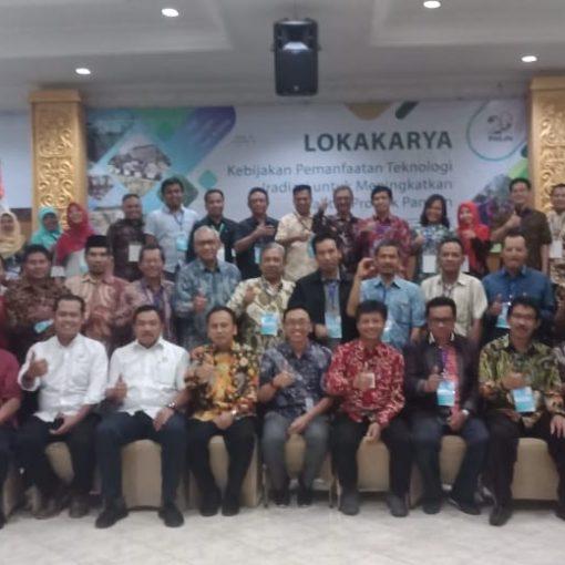 Kota Semarang Menerima Penghargaan Pelaksana Terbaik PHLIN Award Tahun 2019