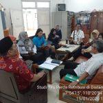 Studi Tiru Dinas Pertanian Kota Semarang di Dinas Pertanian Pangan Kelautan dan Perikanan Kab. Bantul Daerah Istimewa Yogyakarta