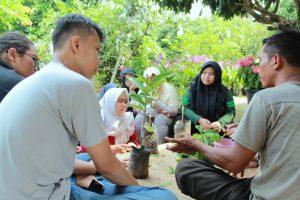 Dinas Pertanian Kota Semarang Menjadi Tempat Pilihan Mahasiswa Magang