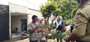 UPTD Kebun Dinas Pertanian Kota Semarang Melaksanakan Latihan & Praktek Mandiri Okulasi Tanaman Durian
